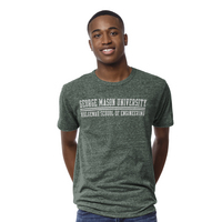 League Volgenau School of Engineering Victory Falls T Shirt
