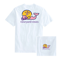 Vineyard Vines Football Short Sleeve Tee