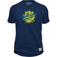 Retro Brand Sunblazers Mock Twist T Shirt