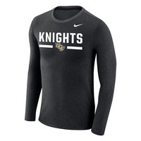 Nike Marled Long Sleeve Tee