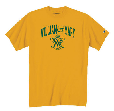 William and Mary Champion TShirt