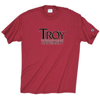 Troy University Champion T-Shirt