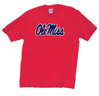 Ole Miss Champion T-Shirt
