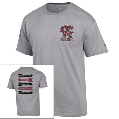 new products c3c29 a985c Champion Jersey Tee | The Coastal Alabama Community College ...