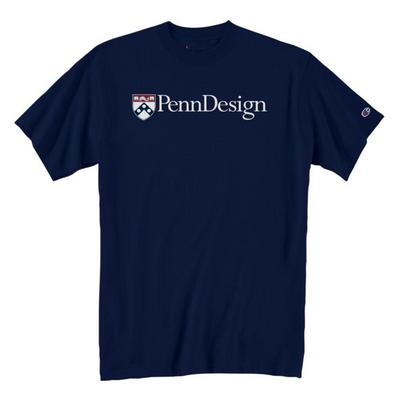 Champion Penn Design Tee
