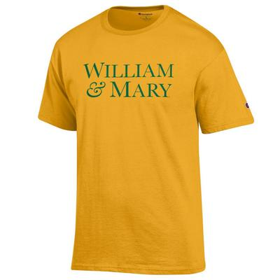 William and Mary Champion Tee