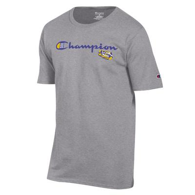Champion 100th Anniversary Heritage Short Sleeve Tee
