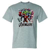 The Victory Marvel Avengers Co Branded T Shirt
