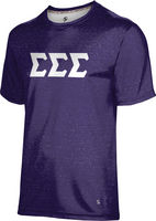 Sigma Sigma Sigma Unisex Short Sleeve Tee Prime (Online Only)