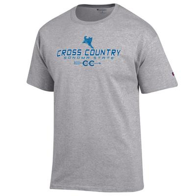 Champion Cross Country Jersey Tee