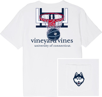 Vineyard Vines Basketball Tee