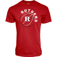 Rutgers Rankings Basketball Tee