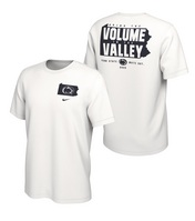 Nike PSU 2020 White Out College Football Short Sleeve Tee