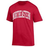 Northeastern Huskies Champion Jersey T-Shirt