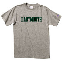 Champion Dartmouth Big Green Jersey TShirt