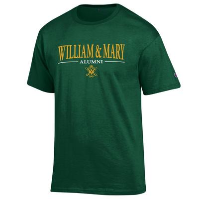 William and Mary Champion Jersey T-Shirt