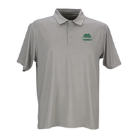 Vansport Vantage Mens Pro Tonal Micro Stripe Polo