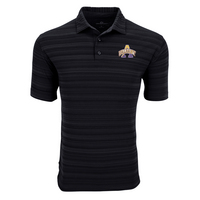 Vansport Vantage Mens Strata Textured Polo