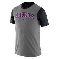 Nike Tri Blend Color Block T Shirt