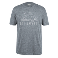 Uscape Apparel Skyline Micro Stripe Tee