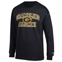 Grambling State Tigers Champion Long Sleeve Jersey TShirt