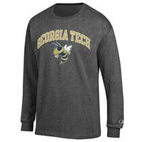 Georgia Tech Champion Long Sleeve TShirt