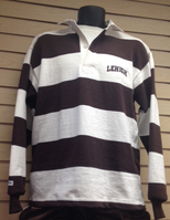 Lehigh Barbarian Striped Rugby Shirt