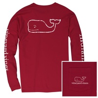 Vineyard Vines Long Sleeve Vintage Tee