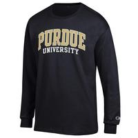 Champion Purdue Jersey Long Sleeve T Shirt