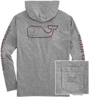 Vineyard Vines Long Sleeve Hooded Tee