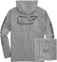 Vineyard Vines Long Sleeve Hooded T Shirt