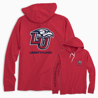 Southern Tide Distressed Gameday Hoodie T Shirt