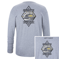 Uscape Ultimate Long Sleeve Ringspun TShirt