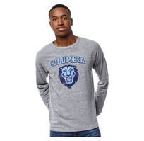 League Mens Victory Falls Triblend Long Sleeve T Shirt