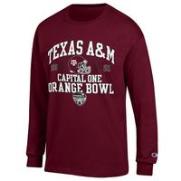 Champion Bowl Bound LS T Shirt