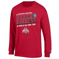 Champion Jersey Road to the Final Four Long Sleeve T Shirt