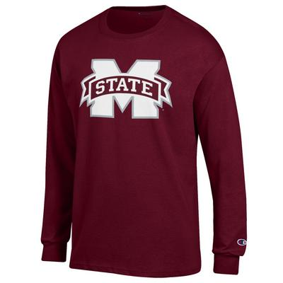 Mississippi State Bulldogs Champion Long Sleeve TShirt