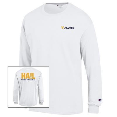 f80fe9757 WVU Mountaineers Champion Long Sleeve T-Shirt | Barnes & Noble at WVU