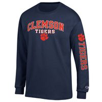 Clemson Tigers Champion Long Sleeve TShirt