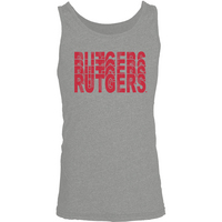 Retro Brand Mock Twist Tank