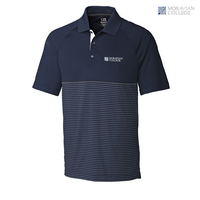 Cutter & Buck DryTec Junction Stripe Hybrid Polo (Online Only)