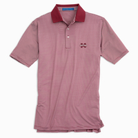 Southern Tide Gameday Feeder Stripe Polo