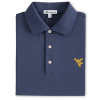 Peter Millar Solid Stretch Jersey Polo