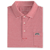 Peter Millar Sripe Seaside Wash Polo