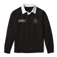 League Jack Collared Long Sleeve