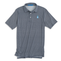 Southern Tide Gameday Tattersall Performance Polo