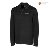 Cutter & Buck Advantage Long Sleeve Polo (Online Only)