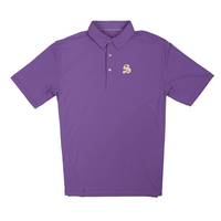 The Sewanee Tigers Collection Ecotec Solid Polo