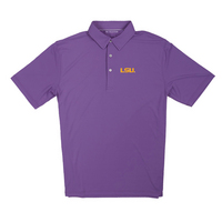 The Collection at LSU Ecotec Solid Polo