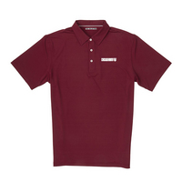 The Chicago Booth Collection Ecotec Solid Polo